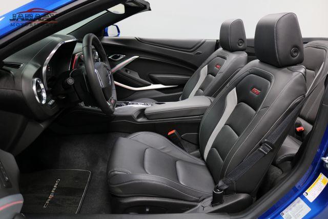 2018 Chevrolet Camaro SS Brickyard 400 Merrillville, Indiana 10