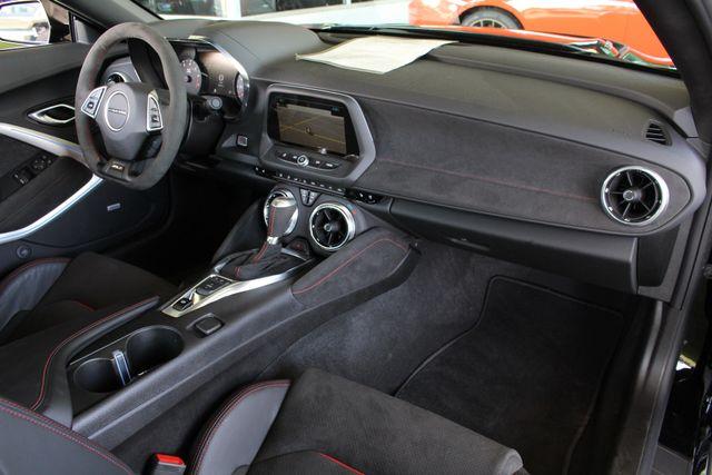 2018 Chevrolet Camaro ZL1 - NAV - SUNROOF - PERFORMANCE RECORDER! Mooresville , NC 37