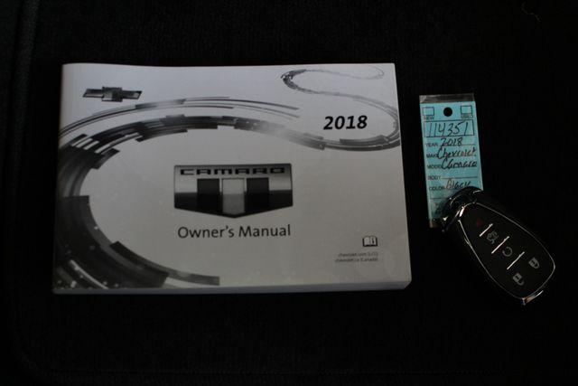 2018 Chevrolet Camaro ZL1 - NAV - SUNROOF - PERFORMANCE RECORDER! Mooresville , NC 21
