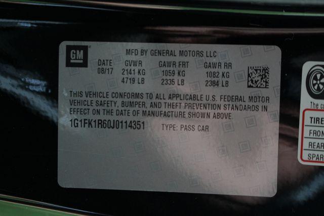2018 Chevrolet Camaro ZL1 - NAV - SUNROOF - PERFORMANCE RECORDER! Mooresville , NC 66