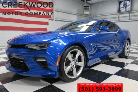 2018 Chevrolet Camaro SS Coupe Blue 6.2L Nav Sunroof Chrome 20s HUD NICE in Searcy, AR