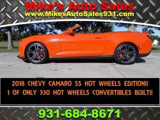 2018 Chevrolet Camaro 2SS Shelbyville, TN