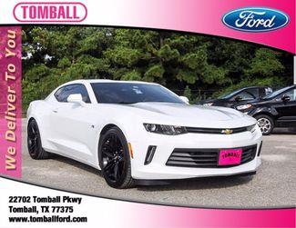 2018 Chevrolet Camaro 1LT in Tomball, TX 77375
