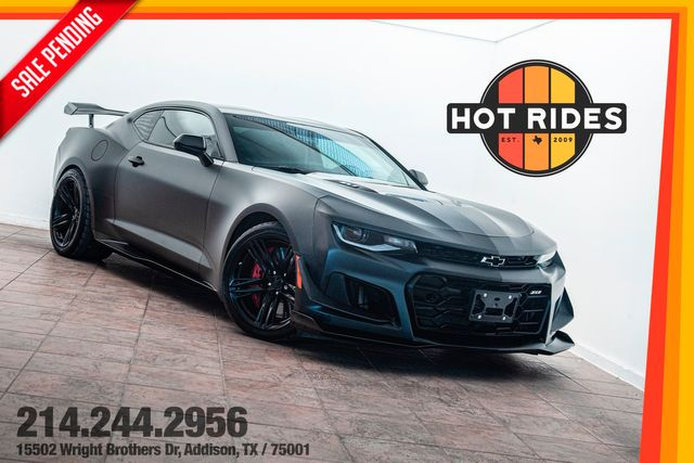 2018 Chevrolet Camaro ZL1 1LE Extreme Track Performance Package With Upgrades