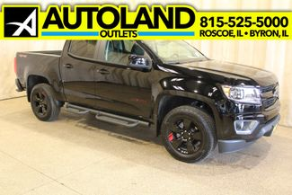 2018 Chevrolet Colorado 4x4 Lt Redline edition in Roscoe IL, 61073