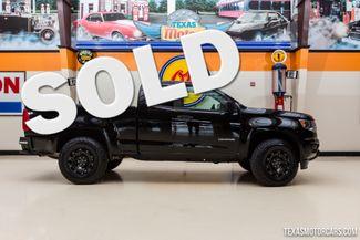 2018 Chevrolet Colorado 4X4 Work Truck in Addison, Texas 75001