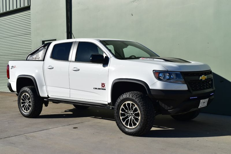 2018 Chevrolet Colorado 4WD ZR2 | Arlington, TX | Lone Star Auto Brokers, LLC