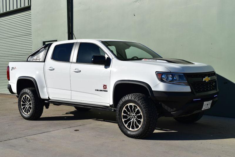 2018 Chevrolet Colorado 4WD ZR2   Arlington, TX   Lone Star Auto Brokers, LLC
