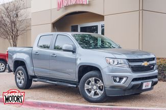 2018 Chevrolet Colorado Crew Cab Z-71 package in Arlington, Texas 76013