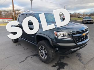 2018 Chevrolet Colorado in Ashland OR