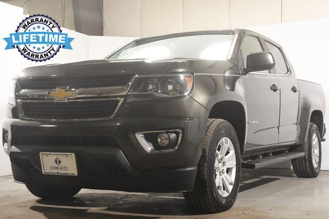 2018 Chevrolet Colorado 4WD LT w/ Nav