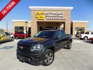 2018 Chevrolet Colorado 4WD in Bullhead City, AZ 86442-6452