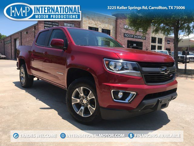 2018 Chevrolet Colorado 2WD Z71 ONE OWNER