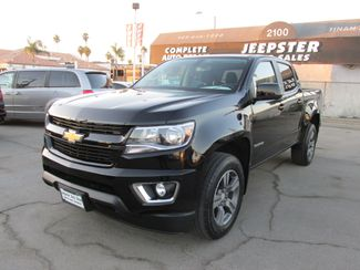 2018 Chevrolet Colorado Crew Cab LT in Costa Mesa, California 92627