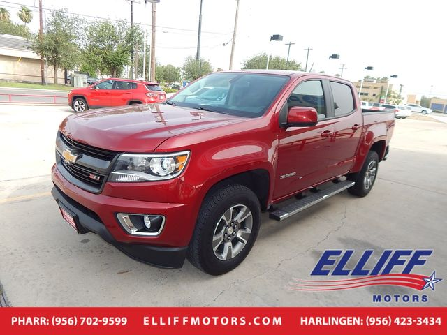 2018 Chevrolet Colorado Crew Cab Z71 2WD in Harlingen, TX 78550