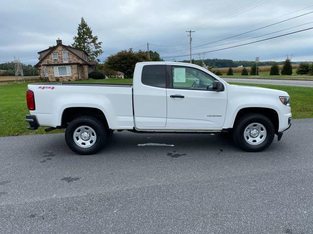 2018 Chevrolet Colorado 4WD Work Truck in Ephrata, PA 17522