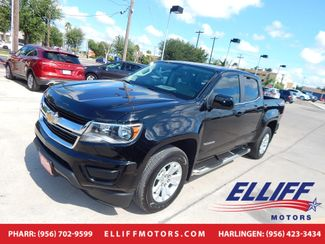 2018 Chevrolet Colorado 4WD LT in Harlingen, TX 78550