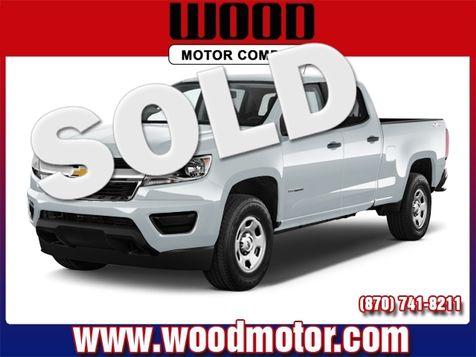2018 Chevrolet Colorado 4WD Work Truck in , Arkansas