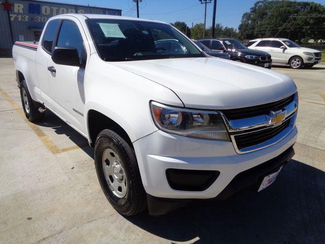 2018 Chevrolet Colorado 2WD Work Truck