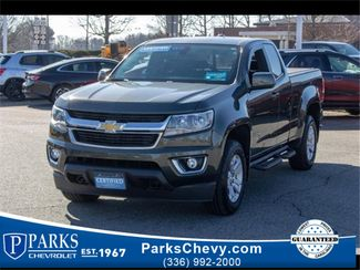 2018 Chevrolet Colorado 4WD LT in Kernersville, NC 27284