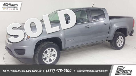 2018 Chevrolet Colorado LT in Lake Charles, Louisiana