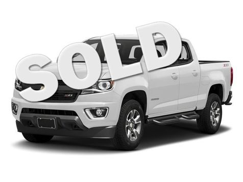 2018 Chevrolet Colorado 2WD Z71 in Lake Charles, Louisiana