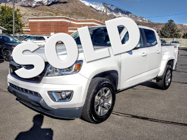 2018 Chevrolet Colorado 4WD Z71 LINDON, UT