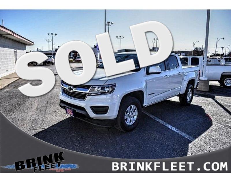 2018 Chevrolet Colorado 2WD Work Truck | Lubbock, TX | Brink Fleet in Lubbock TX