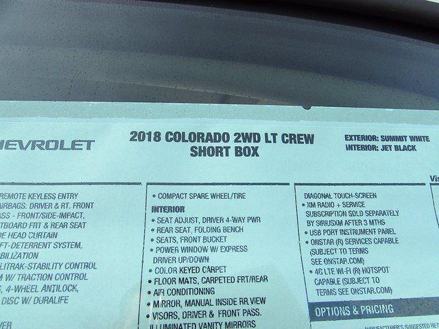 2018 Chevrolet Colorado 2WD LT Madison, NC 43