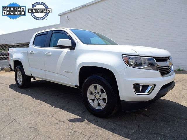 2018 Chevrolet Colorado 4WD Work Truck Madison, NC 1