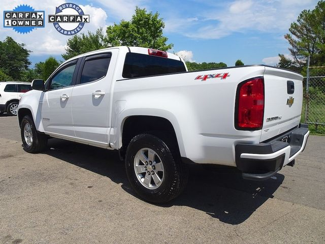 2018 Chevrolet Colorado 4WD Work Truck Madison, NC 4