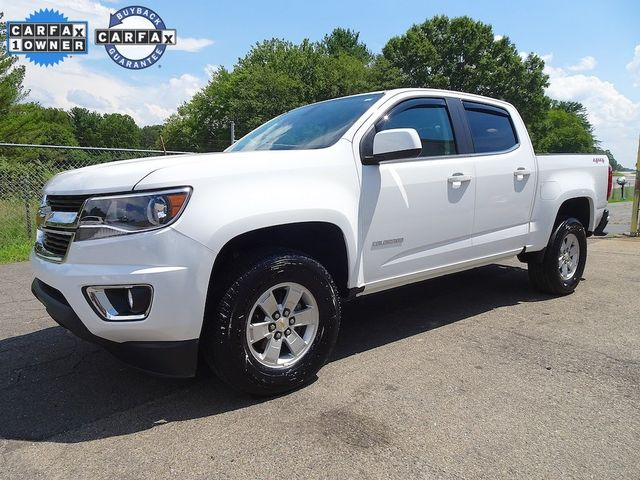 2018 Chevrolet Colorado 4WD Work Truck Madison, NC 6