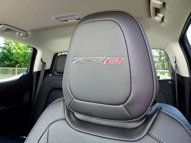 2018 Chevrolet Colorado 4WD ZR2 Madison, NC 34