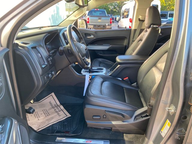 2018 Chevrolet Colorado 4WD ZR2 Madison, NC 21