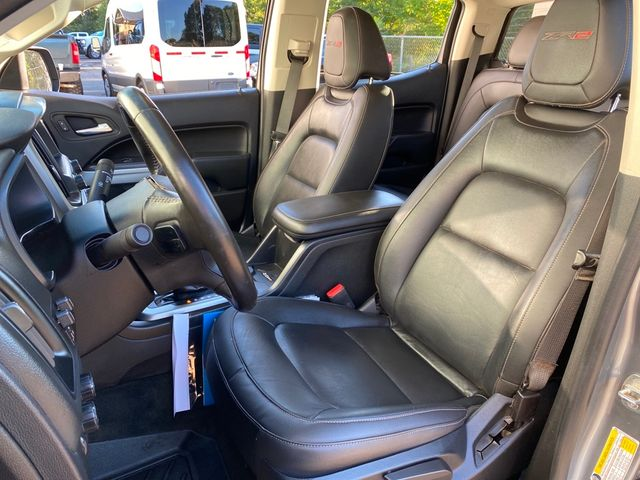 2018 Chevrolet Colorado 4WD ZR2 Madison, NC 22