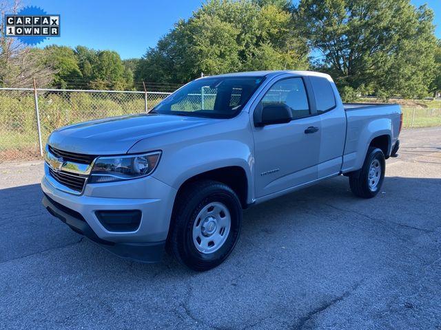2018 Chevrolet Colorado 2WD Work Truck Madison, NC 5