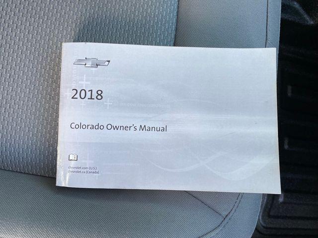 2018 Chevrolet Colorado 2WD Work Truck Madison, NC 15