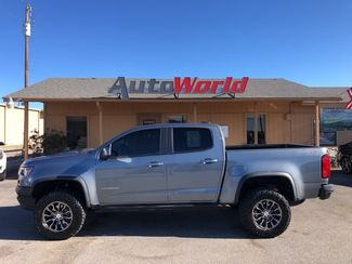 2018 Chevrolet Colorado Diesel ZR2 4X4 in Marble Falls, TX 78654