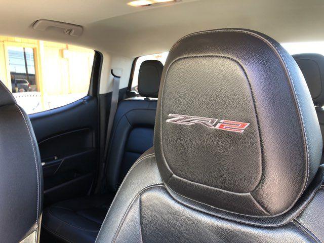 2018 Chevrolet Colorado Diesel ZR2 4X4 in Marble Falls, TX 78654