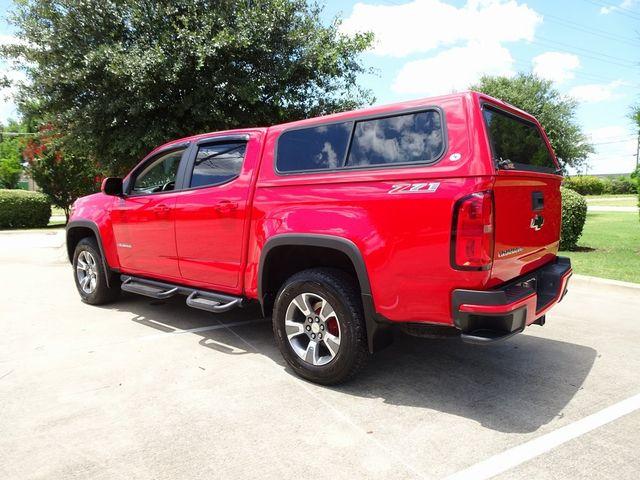 2018 Chevrolet Colorado Z71 in McKinney, Texas 75070