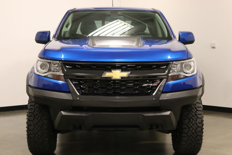 2018 Chevrolet Colorado 4WD ZR2  city NC  The Group NC  in Mansfield, NC