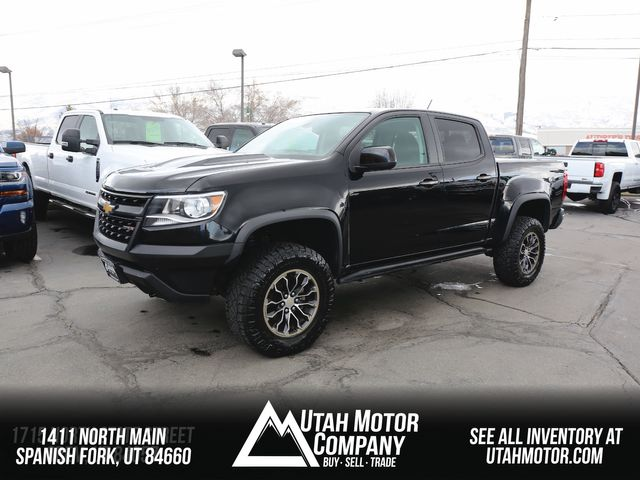2018 Chevrolet Colorado 4WD ZR2 in Orem, Utah 84057