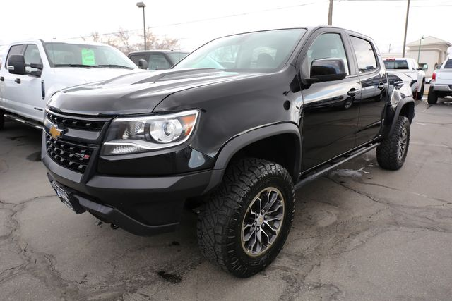 2018 Chevrolet Colorado 4WD ZR2 in Spanish Fork, UT 84660