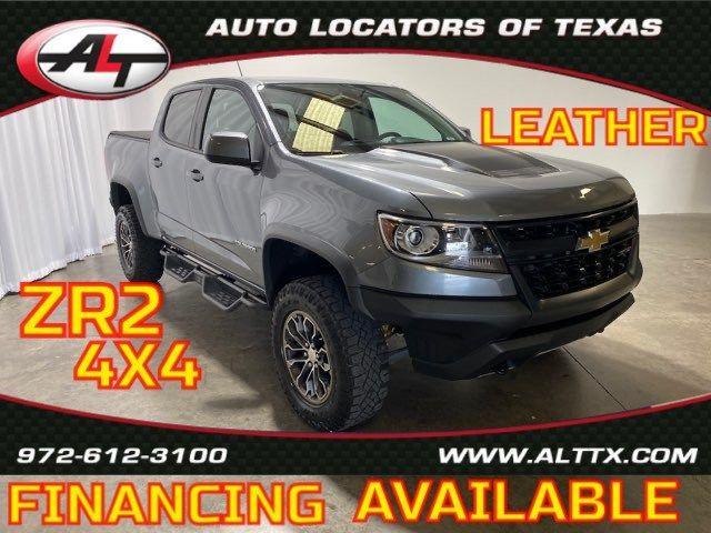 2018 Chevrolet Colorado 4WD ZR2 in Plano, TX 75093