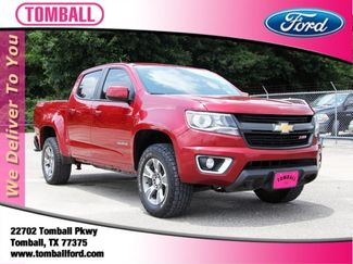 2018 Chevrolet Colorado 4WD Z71 in Tomball, TX 77375