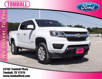 2018 Chevrolet Colorado 4WD LT in Tomball, TX 77375