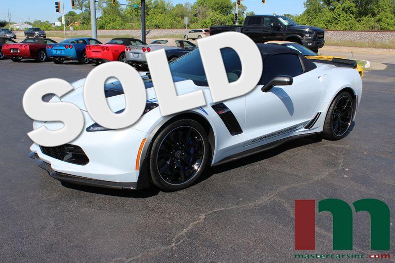 2018 Chevrolet Corvette Carbon 65  Z06 3LZ Z07   Granite City, Illinois   MasterCars Company Inc. in Granite City Illinois