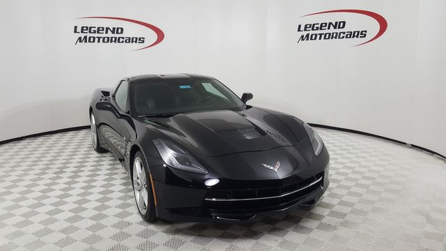 2018 Chevrolet Corvette 3LT in Carrollton, TX 75006