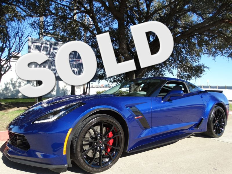 2018 Chevrolet Corvette Z16 Grand Sport 3LT, Auto, NAV, NPP, 5k! | Dallas, Texas | Corvette Warehouse