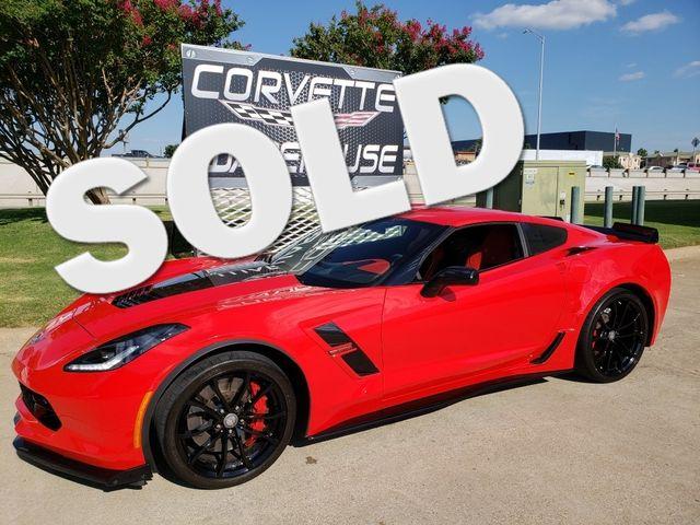 2018 Chevrolet Corvette Z16 Grand Sport 2LT, Auto, NPP, Black Alloys 16k!   Dallas, Texas   Corvette Warehouse  in Dallas Texas